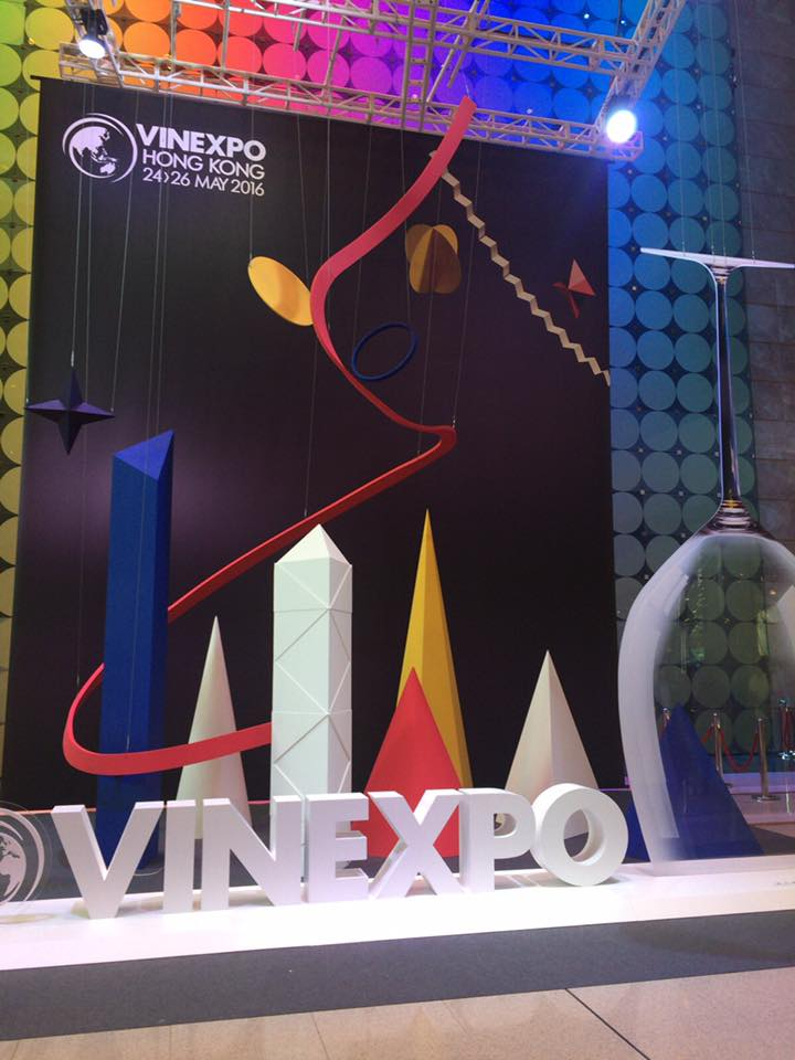 香港にて世界最大級のワインの見本市・VINEXPOに参加し、  運営とPRのサポートをさせていただきました。